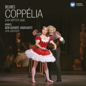 Jean-Baptiste Mari: Delibes: Coppélia - CD