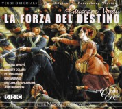 Verdi: La Forza Del Destino (The original St Petersburg version) - CD