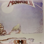 Camel: Moonmadness - Plak