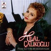 Hilal Çalıkoğlu: Piano Ile Türk Müziği Esintileri - CD
