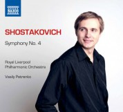 Vasily Petrenko, Royal Liverpool Philharmonic Orchestra: Shostakovich: Symphony No. 4 - CD