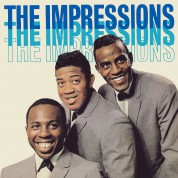 The Impressions - Plak