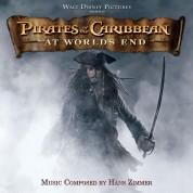 Çeşitli Sanatçılar: Pirates Of The Caribbean 3 - CD