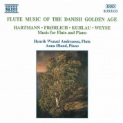Flute Music of the Danish Golden Age - CD