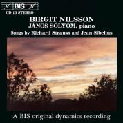 Birgit Nilsson, János Sólyom: Birgit Nilsson - Lieder (Strauss, Sibelius) - CD
