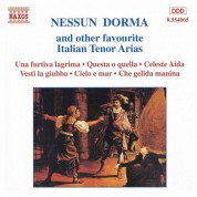 Nessun Dorma And Other Favourite Italian Tenor Arias - CD