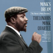 Thelonious Monk Quartet - Monk's Dream - The Mono & Stereo Versions + 10 Bonus Tracks! (The Mono Version Appears Here For The First Time Ever On CD!!!!) - CD