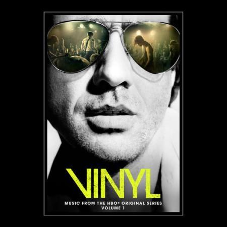 Çeşitli Sanatçılar: Vinyl, Music From The HBO Original Series Vol.1 - Soundtrack - Plak