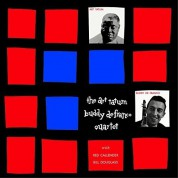 Art Tatum - Buddy De Franco Quartet + 6 Bonus Tracks - CD