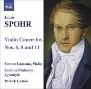 Simone Lamsma: Spohr, L.: Violin Concertos Nos. 6, 8, 11 - CD