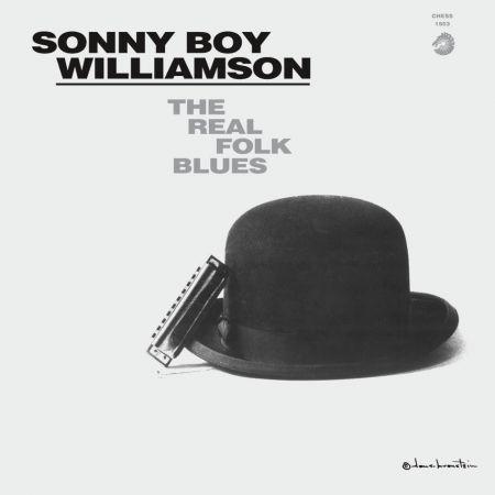 Sonny Boy Williamson: The Real Folk Blues - Plak