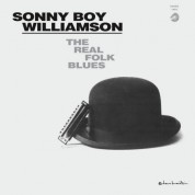 Sonny Boy Williamson: The Real Folk Blues - Plak