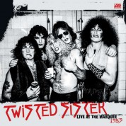 Twisted Sister: Live At The Marquee 1983 (Limited Edition Red Vinyl) - Plak