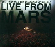 Ben Harper: Live from Mars - CD