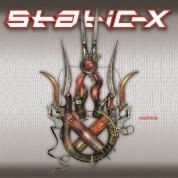 Static-X: Machine - Plak