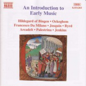 Introduction To Early Music (An) - CD