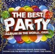 Çeşitli Sanatçılar: Best Party Album In The World - CD