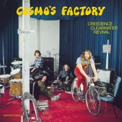 Creedence Clearwater Revival: Cosmo's Factory (Half Speed Master) - Plak