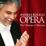 Andrea Bocelli - Opera The Ultimate Collection - CD