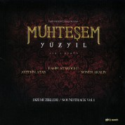 Çeşitli Sanatçılar: Muhteşem Yüzyıl Dizi Müzikleri Vol.1 - CD