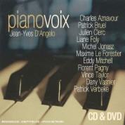 Çeşitli Sanatçılar: Piano Voix - CD