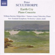 Sculthorpe: Earth Cry / Piano Concerto / Kakadu - CD