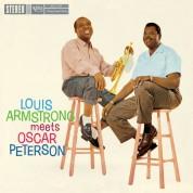 Louis Armstrong, Oscar Peterson: Louis Armstrong Meets Os - CD