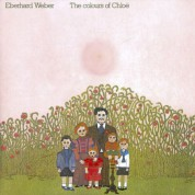 Eberhard Weber: The Colours of Chloe - CD