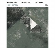 Aaron Parks, Ben Street, Billy Hart: Find The Way - CD
