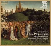 Ensemble Organum, Ensemble Clément Janequin: Josquin Desprez: Missa Pange lingua - CD