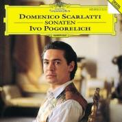 Ivo Pogorelich: Domenico Scarlatti: Sonaten - CD