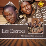 Les Escrocs - Mandinka Rap From Mali - CD