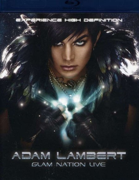 Adam Lambert: Glam Nation Live - BluRay