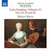 Robert Barto: Weiss: Lute Sonatas, Vol. 11 - CD