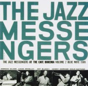 Art Blakey & The Jazz Messengers: At the Cafe Bohemia Vol.2 - CD