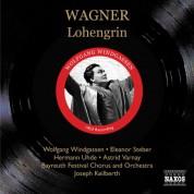 Wagner, R.: Lohengrin (Windgassen, Steber, Keilberth) (1953) - CD