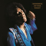 Jimi Hendrix: Hendrix In The West - Plak
