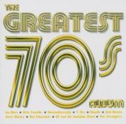 Çeşitli Sanatçılar: Greatest 70's Album - CD