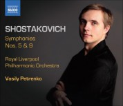 Vasily Petrenko: Shostakovich, D.: Symphonies, Vol. 2 - Symphonies Nos. 5 and 9 - CD