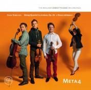 Meta4: Jean Sibelius: String Quartet In D Minor, op. 56 - Plak