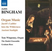 Tom Winpenny: Bingham: Organ Music - CD