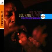 John Coltrane: Live At The Village Vanguard Original recording remastered - CD