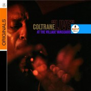 John Coltrane: Live At The Village Vanguard Original recording remastered - CD
