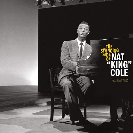 Nat King Cole: The Swinging Side of Nat King Cole - Plak