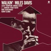 Miles Davis: Walkin' + 1 Bonus Track! - Plak