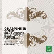 Orchestre de Chambre des Concerts Pasdeloup, Louis Martini: Charpentier: Te Deum, Marche de Triomphe et Air de Trompette, Recordare, Oculi omnium - CD