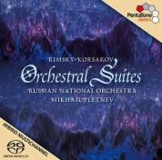 Mikhail Pletnev, Russian National Orchestra: Rimsky-Korssakov: Orchestral Suites - SACD