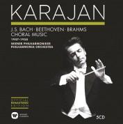 Herbert Von Karajan, Philharmonia Orchestra, Wiener Philharmoniker: Herbert von Karajan Edition 6 - Choral Music 1947-1958 - CD