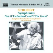 Schubert: Symphonies Nos. 8 and 9 - CD