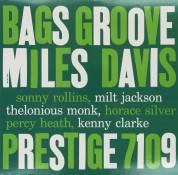 Miles Davis: Bags Groove (200g-edition) - Plak